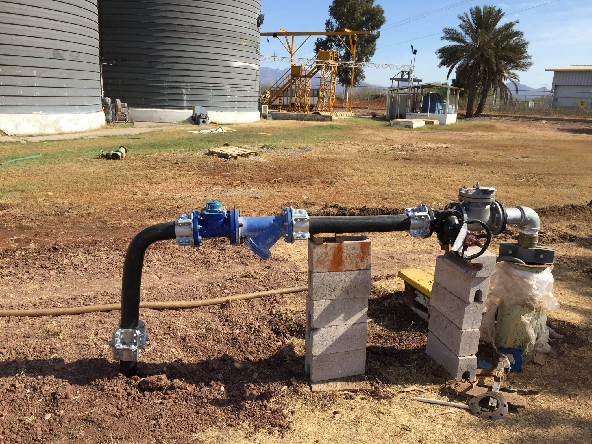 Cargill Transporte de Agua