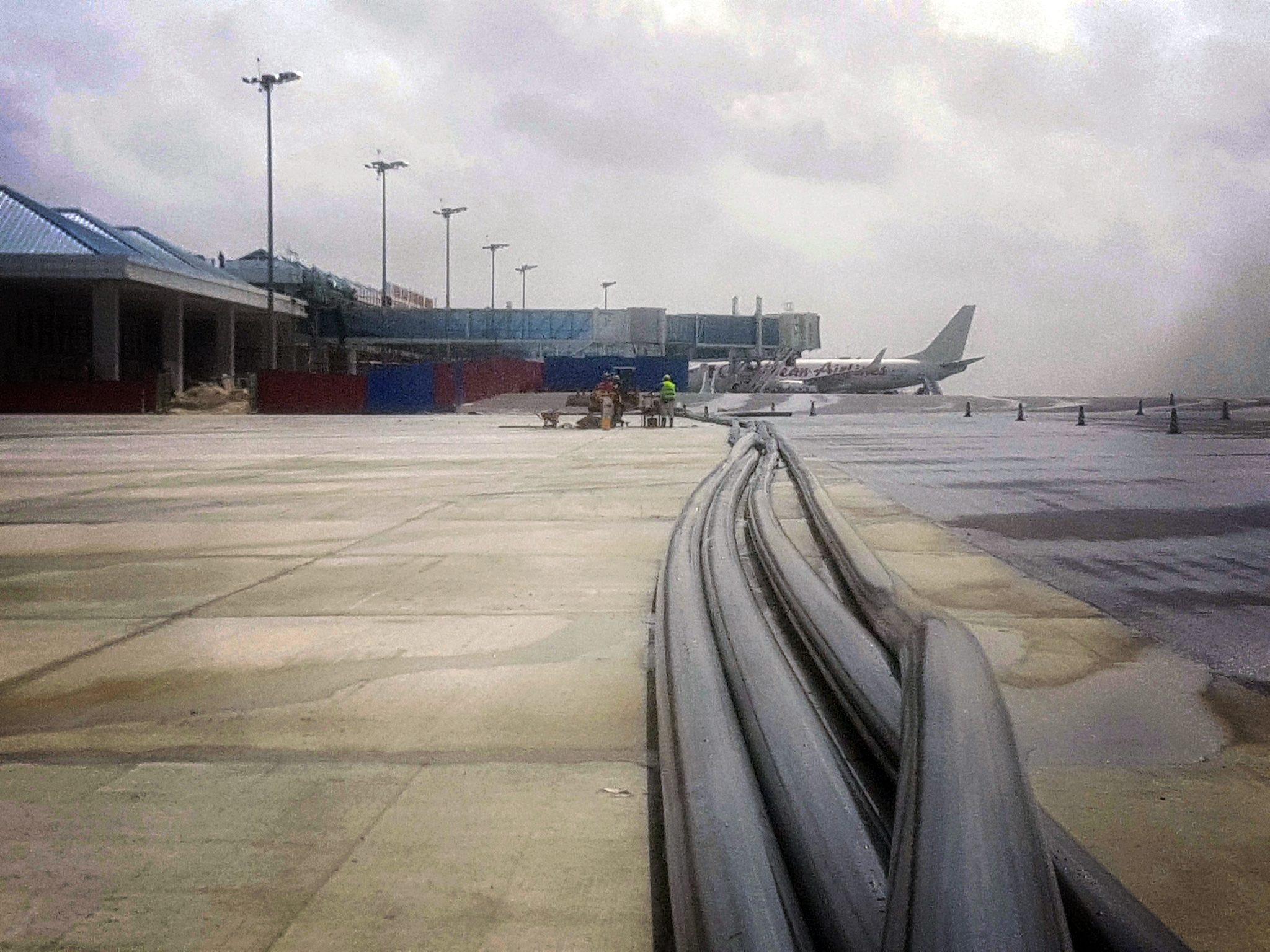 Pexgol Guyana Airport