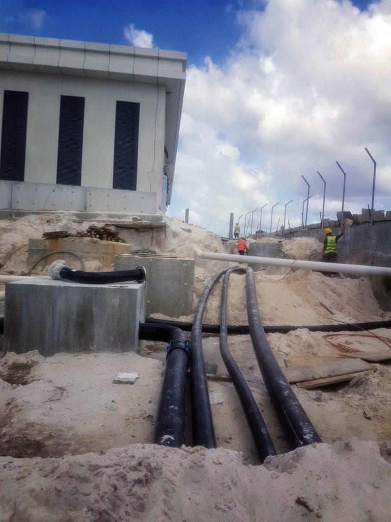 Pexgol Hydrant Water Line